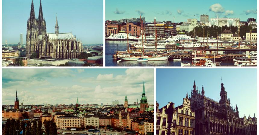 Летим в Европу из Варшавы в сентябре от 42 евро туда-обратно!