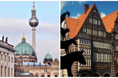 Летим в Германию в сентябре от 66 евро в обе стороны!