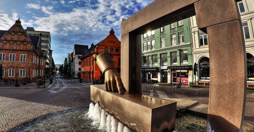 Столица Норвегии в августе от 42 евро!