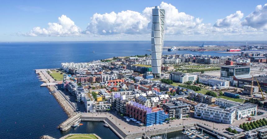 Неделя в «культурной столице» Швеции за 48 евро