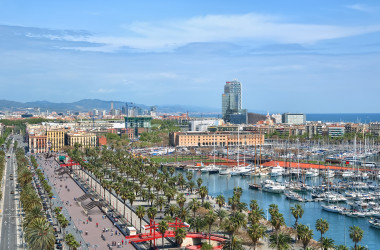 Барселона в октябре от 90 евро в обе стороны!