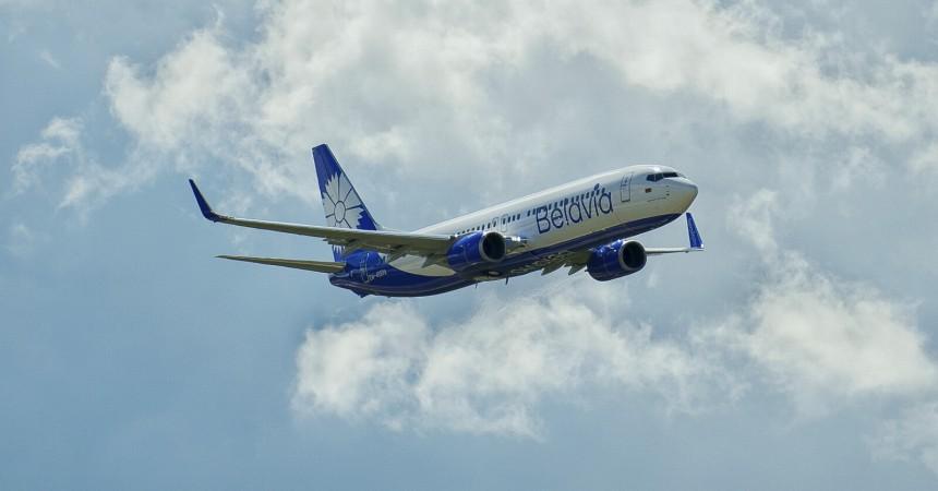 Belavia открывает новые рейсы в Москву, билеты от 34 евро в одну сторону!