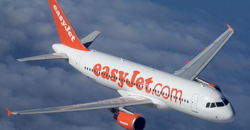 Распродажа от EasyJet: скидка 20% на 240 000 билетов!