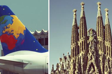 Новый маршрут от Small Planet: из Люблина в Барселону!