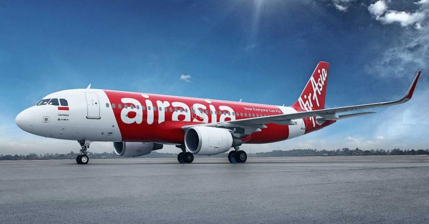 Распродажа от  AirAsia: более 45 направлений, цены стартуют от 4 евро!