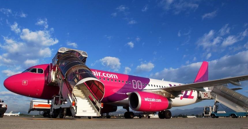 Однодневная распродажа от Wizz Air: скидка 20% на любые рейсы в Польшу и из нее!