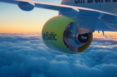 Распродажа от airBaltic: полёты с сентября по март! Есть рейсы из Минска!
