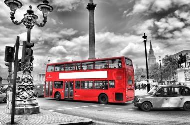 Лондон с вылетом из Минска в октябре от 180 евро в обе стороны!