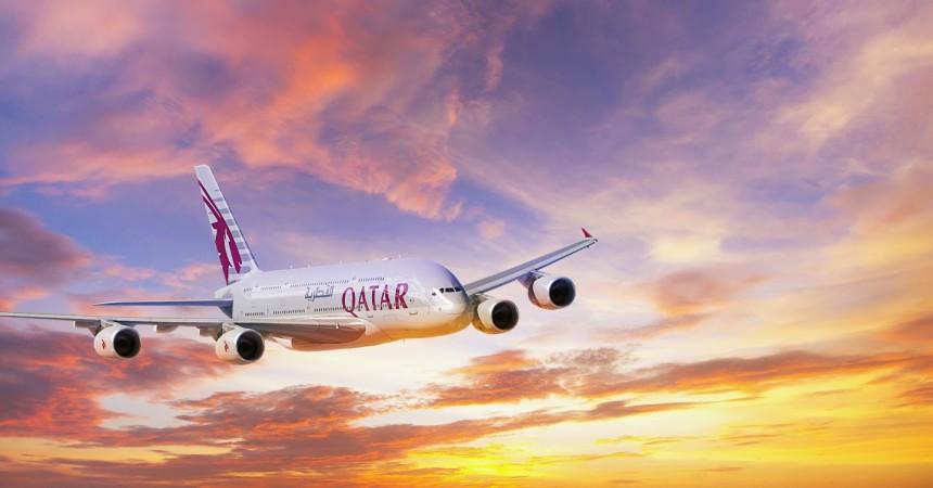 Только сегодня акция от Qatar Airways: билеты с нулевым тарифом!