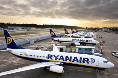 Распродажа от Ryanair: только сегодня скидка 20%!