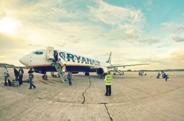 Распродажа от Ryanair: скидка 20% на осенние полёты в/из Польши!