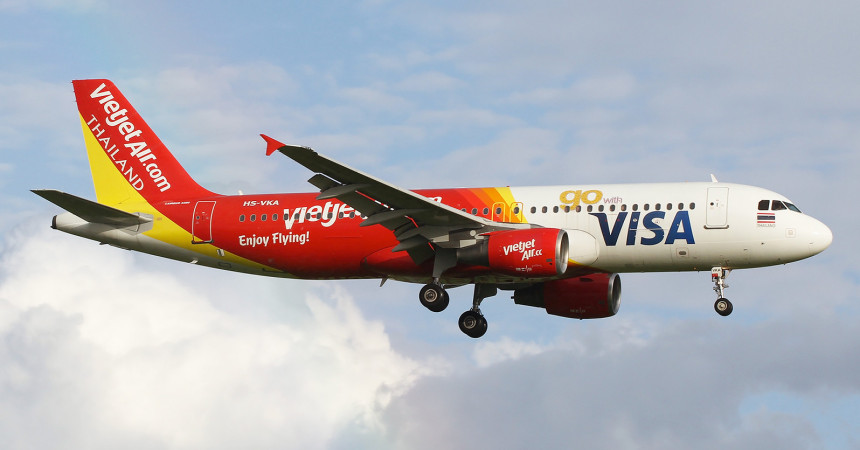Новый тайский лоукостер Thai Vietjet Air анонсировал первые рейсы!