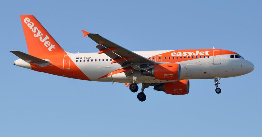 Распродажа от EasyJet: полёты по Европе со скидкой 20%!
