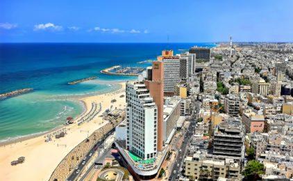 Израиль из Литвы: от 88 евро туда-обратно на Ryanair