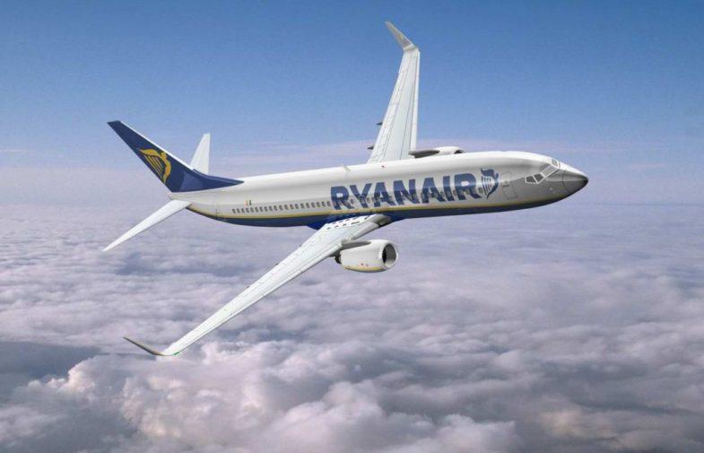 Ryanair появится в Украине