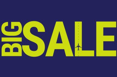 Первая распродажа airBaltic в 2017 году!