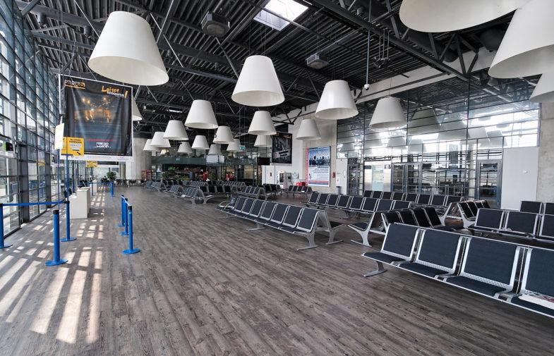 Вильнюсский аэропорт закрывается на реконструкцию
