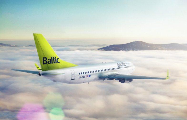 Распродажа от AirBaltic до 11 сентября. Билеты от €19!