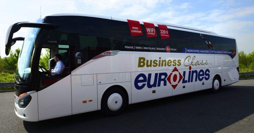 Eurolines везет за 3€! Из Вильнюса — в Ригу, Варшаву, Таллин, Берлин etc.