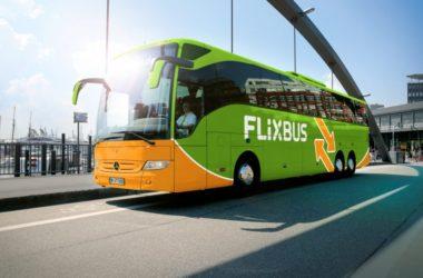 Распродажа у Flixbus! Польша, Австрия, Германия, Чехия