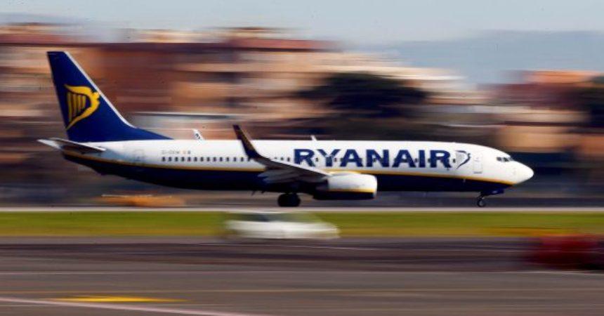 Очень быстрая распродажа билетов у Ryanair!