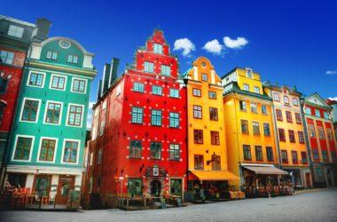 Куда дешево отправиться на июльских выходных: Швеция ждет!