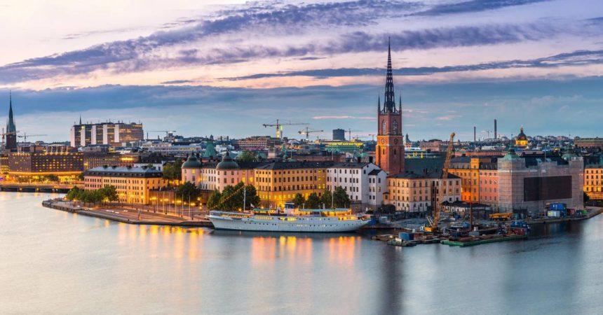 Из Хельсинки в Стокгольм и обратно меньше чем за 5 евро! Поплыли?