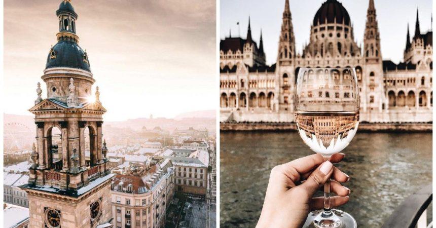 Планы на июльские выходные: в Будапешт всего за 28€ (туда-обратно)!