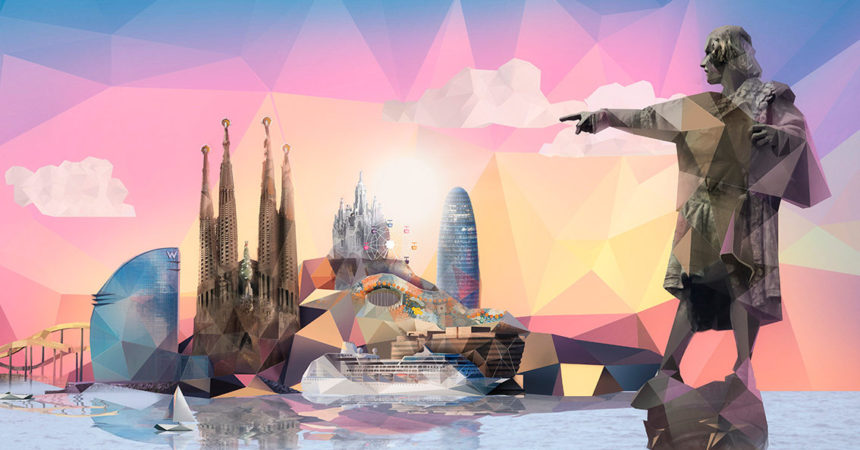 Распродажа у Vueling: билеты от 17,99€, из Варшавы в Барселону — от 34,99€