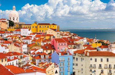 В Лиссабон из Вильнюса за 25 евро! В мае! Такого никогда не было!